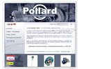 Pompes hydrauliques POLLARD